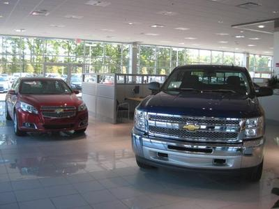 Joe Firment Chevrolet Image 8
