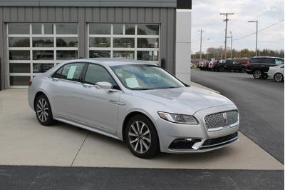 Lincoln Continental 2017 for Sale in Kendallville, IN