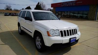 2008 Jeep Grand Cherokee Laredo for sale VIN: 1J8GR48K48C195802
