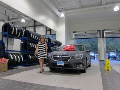 Reynolds Subaru in Old Lyme including address, phone, dealer reviews