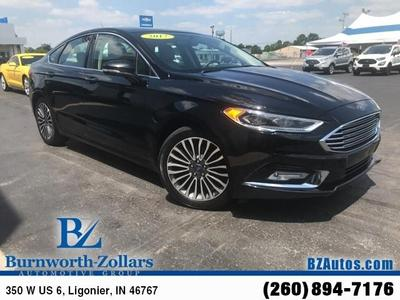 Ford Fusion 2017 for Sale in Ligonier, IN