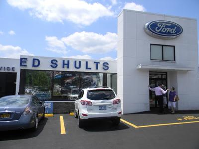 Shults Ford Lincoln Image 1