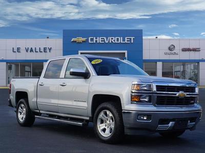 Chevrolet Silverado 1500 2015 for Sale in Benton Harbor, MI