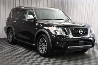 2019 Nissan Armada SL for sale VIN: JN8AY2NC3KX510174