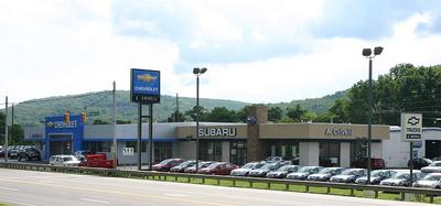 A Crivelli Chevrolet In Franklin Including Address Phone