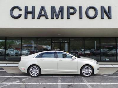 2016 Lincoln MKZ  for sale VIN: 3LN6L2J94GR628434