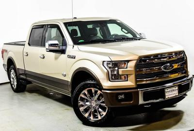 2017 Ford F-150  for sale VIN: 1FTFW1EF9HFA18002