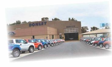 Donley Ford Lincoln - Ashland Image 1