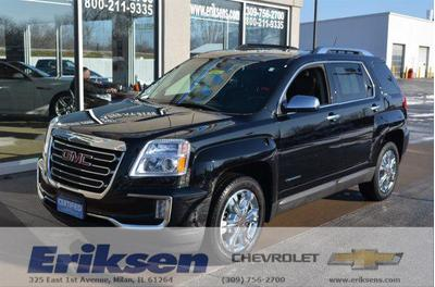 2016 GMC Terrain SLT for sale VIN: 2GKFLUE3XG6220909
