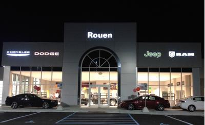 Rouen Chrysler Jeep Dodge Ram Image 2