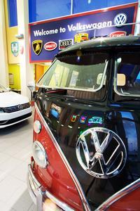 Team Audi Volkswagen Image 1