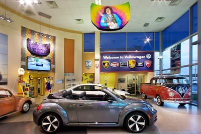Team Audi Volkswagen Image 2