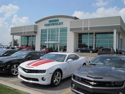 Green Family Chevrolet Image 1