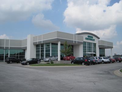 Green Family Chevrolet Image 3