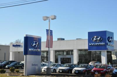Danbury Hyundai Chrysler Jeep Dodge RAM Kia Image 1