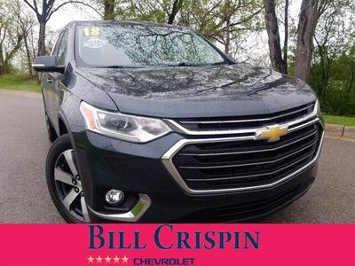 Chevrolet Traverse 2018 a la venta en Saline, MI