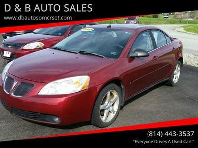 2008 Pontiac G6 Base for sale VIN: 1G2ZG57NX84295991