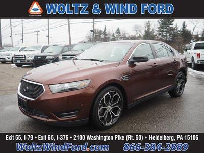 2016 Ford Taurus  for sale VIN: 1FAHP2KT2GG135697