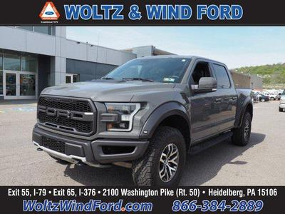 2018 Ford F-150  for sale VIN: 1FTFW1RGXJFA15263
