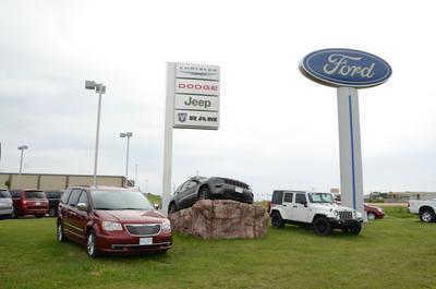 Krieger Ford Chrysler Jeep Dodge RAM Image 4
