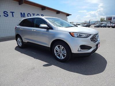 2019 Ford Edge SEL for sale VIN: 2FMPK4J98KBC27124