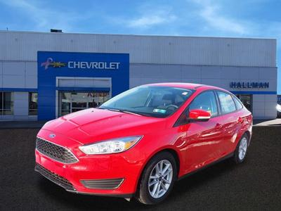 2016 Ford Focus SE for sale VIN: 1FADP3F28GL285584