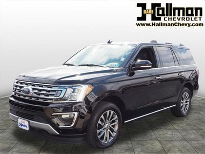 2018 Ford Expedition Limited for sale VIN: 1FMJU2AT7JEA16189