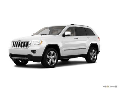 2011 Jeep Grand Cherokee Overland for sale VIN: 1J4RR6GT2BC694119