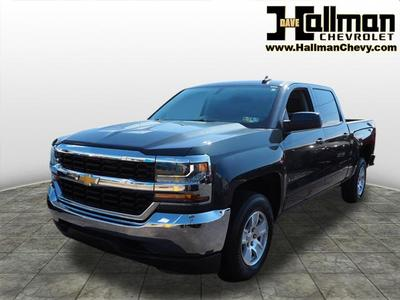 2018 Chevrolet Silverado 1500 1LT for sale VIN: 3GCUKREC6JG110857