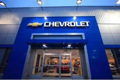 Dave Hallman Chevrolet Image 1