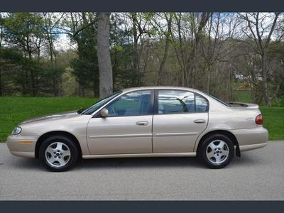 2003 Chevrolet Malibu Base for sale VIN: 1G1NE52J73M736594