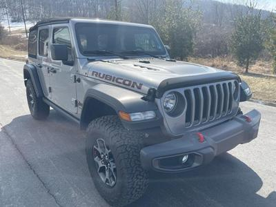 Jeep Wrangler Unlimited 2018 for Sale in Danville, PA