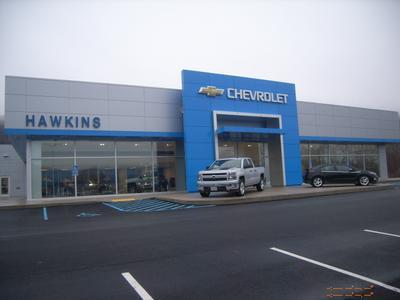 Hawkins Chevrolet Image 8