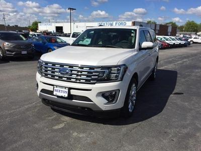 2018 Ford Expedition Max Limited for sale VIN: 1FMJK2ATXJEA00266
