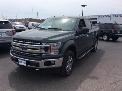 2018 Ford F-150 XLT for sale VIN: 1FTEW1EGXJKC04763