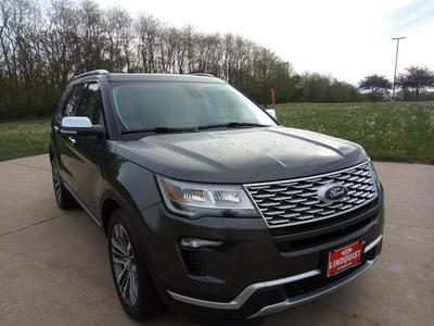 Ford Explorer 2018 for Sale in Bettendorf, IA