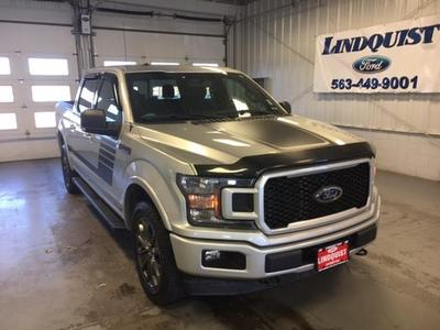 Ford F-150 2018 for Sale in Bettendorf, IA