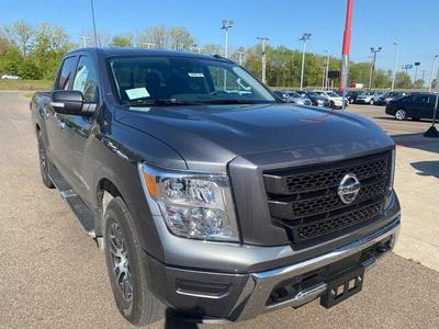 Nissan Titan 2020 for Sale in Dover, OH