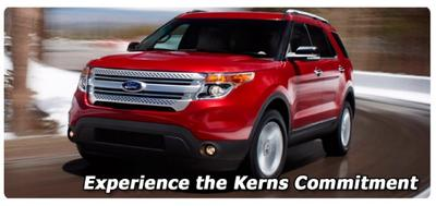 Kerns Ford Lincoln Image 2
