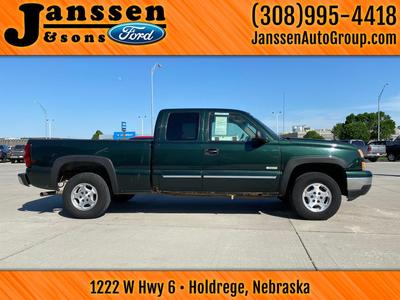 Chevrolet Silverado 1500 2006 for Sale in Holdrege, NE