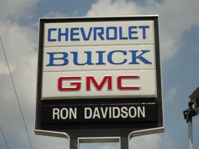 Ron Davidson Chevrolet Image 1