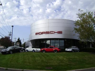 Porsche Greenwich Image 1