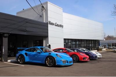 Porsche Greenwich Image 2