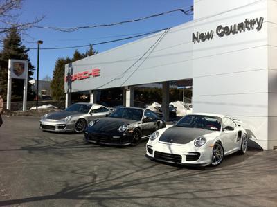 Porsche Greenwich Image 5