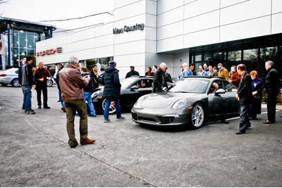 Porsche Greenwich Image 8