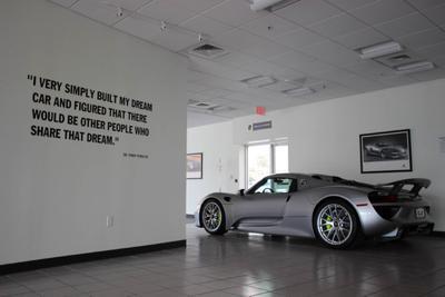 Porsche Greenwich Image 9