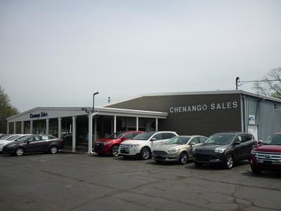 Chenango Sales Ford Image 2