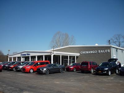 Chenango Sales Ford Image 5