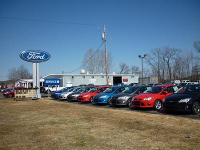 Chenango Sales Ford Image 6