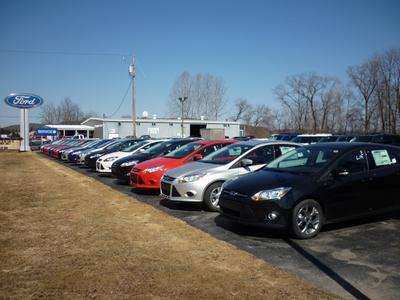 Chenango Sales Ford Image 8